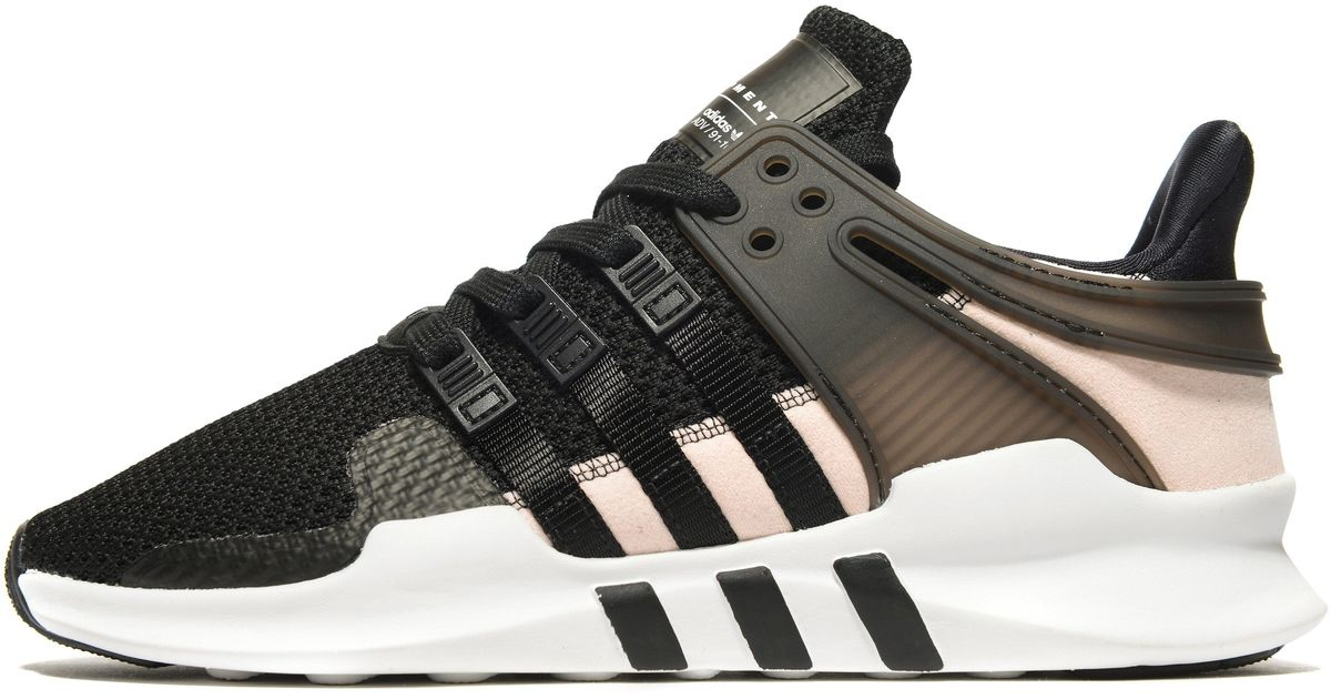 info for be569 1085d Lyst - Adidas Originals Eqt Support Adv in Black