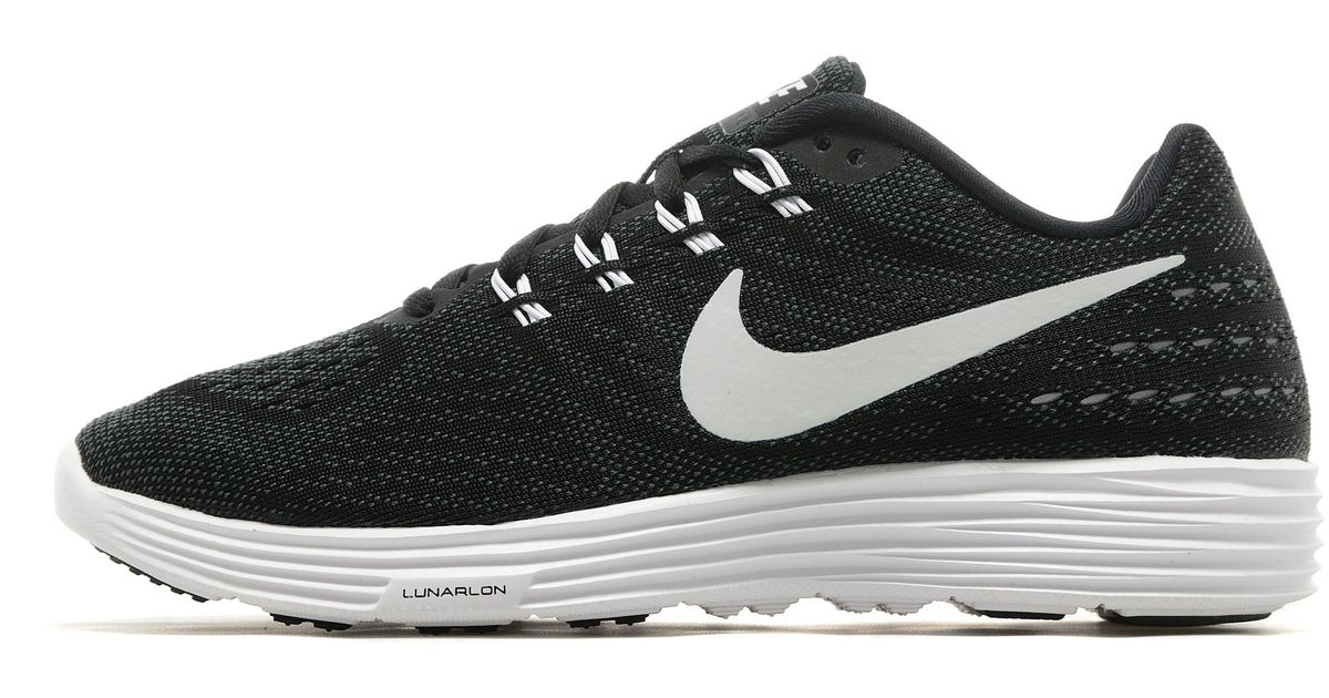 80ad6981469dd ... coupon for nike lunar tempo 2 in black for men lyst 98322 82617
