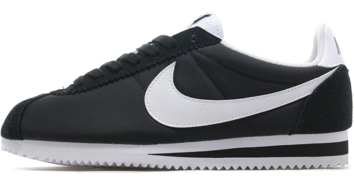finest selection 99b06 e239e Lyst - Nike Cortez Og in Black