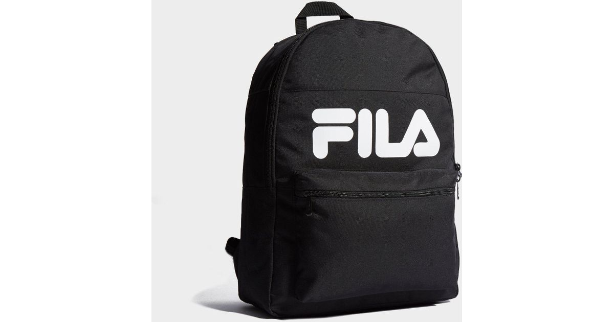 Fila Vivian Backpack in Black for Men - Lyst
