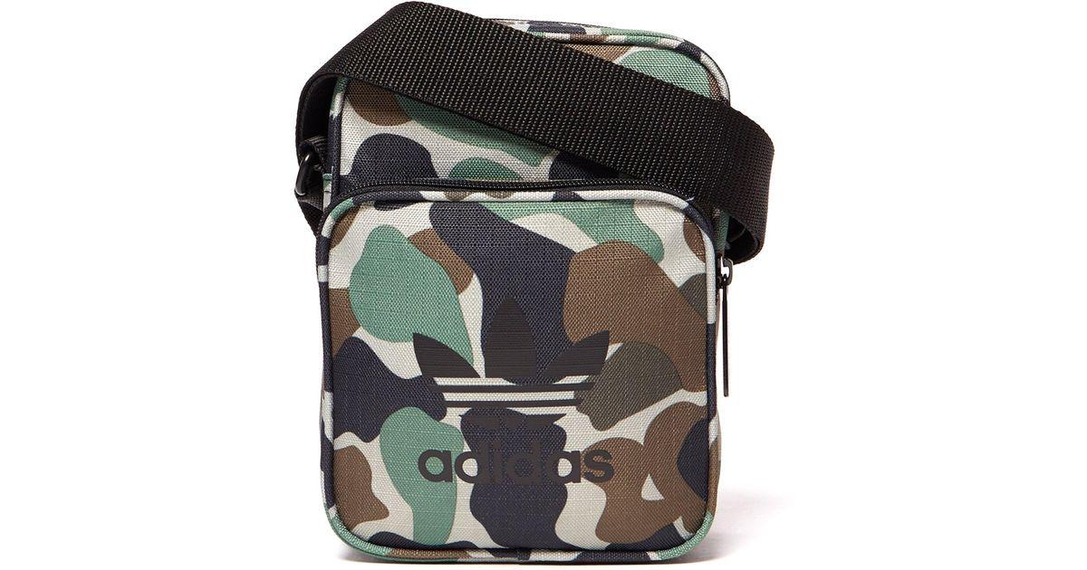 7bf042c58f92d Lyst Adidas Originals Mini Bag In Green For Men. Adidas Originals Backpack  Clic X ...