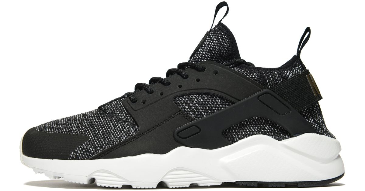 Nike - Black Huarache Ultra Breathe for Men - Lyst