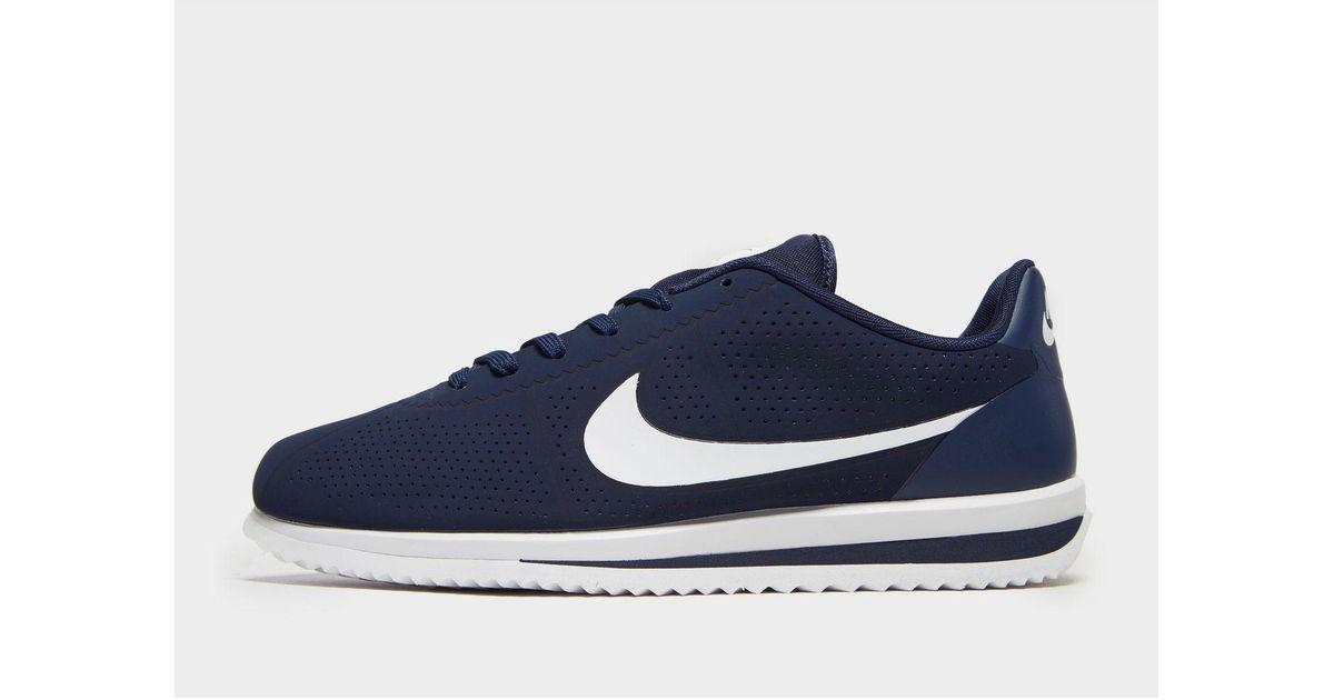 wholesale dealer 227dc 3f200 Nike Cortez Ultra Moire in Blue for Men - Lyst