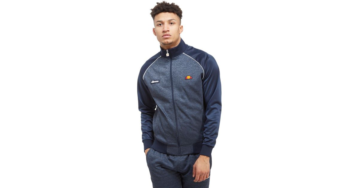 d703402d Ellesse - Blue Bonucci Poly Track Top for Men - Lyst