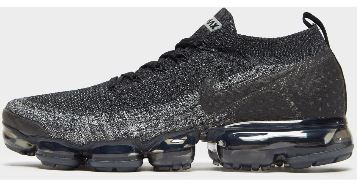 huge discount 803cb f5880 Nike Air Vapormax Flyknit 2 in Black for Men - Lyst