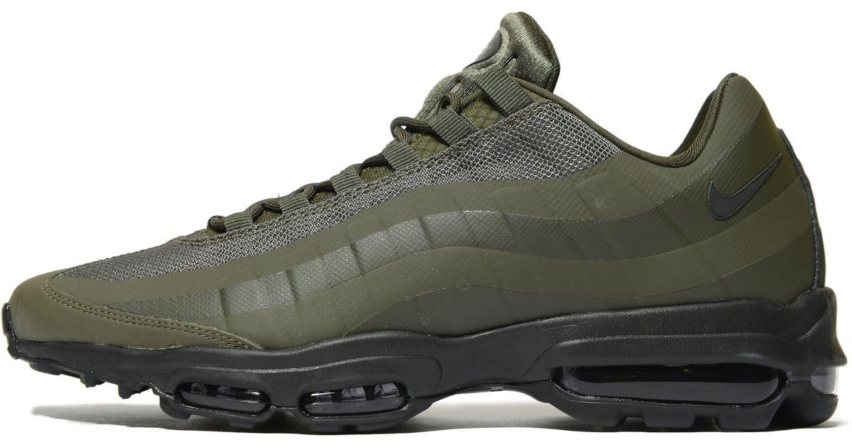 sports shoes 70513 01d0a Nike - Multicolor Air Max 95 Ultra Essential for Men - Lyst