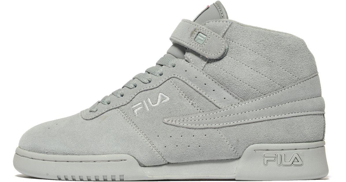 f06780b83c69 Lyst - Fila F13 Lux in Gray for Men