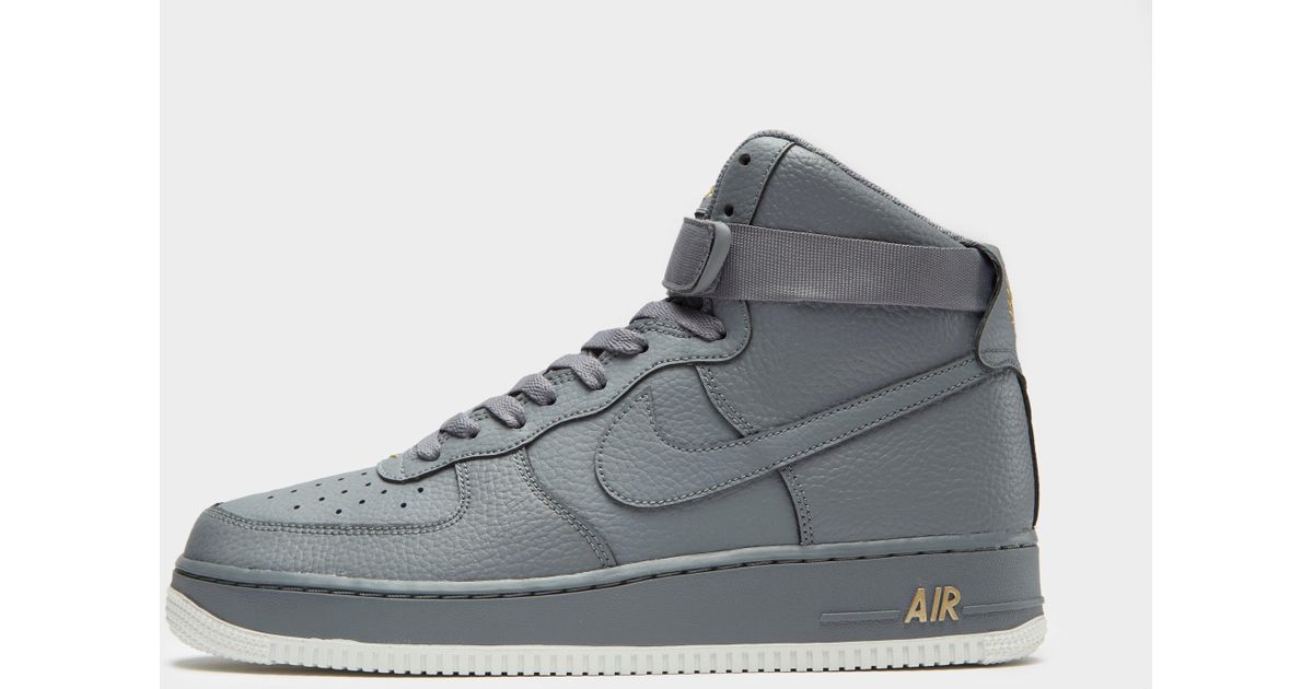 info for 91cc8 8baee ... germany lyst nike air force 1 high in gray for men a95f4 48c7c
