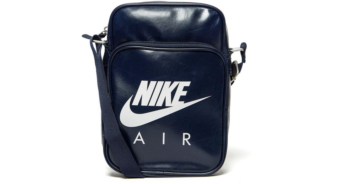 8dfb3799575 Lyst Nike Air Small Items Bag In Blue For Men