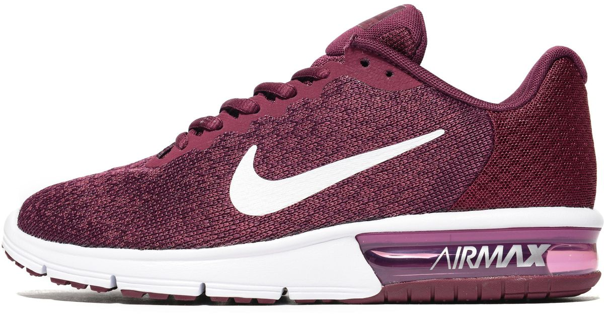 separation shoes 5db2e 024f1 Lyst - Nike Air Max Sequent 2 in Purple
