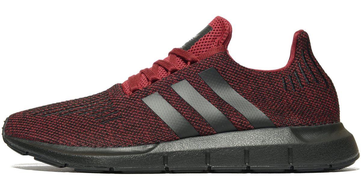1b8e60b53 Lyst - adidas Originals Swift Run in Red for Men