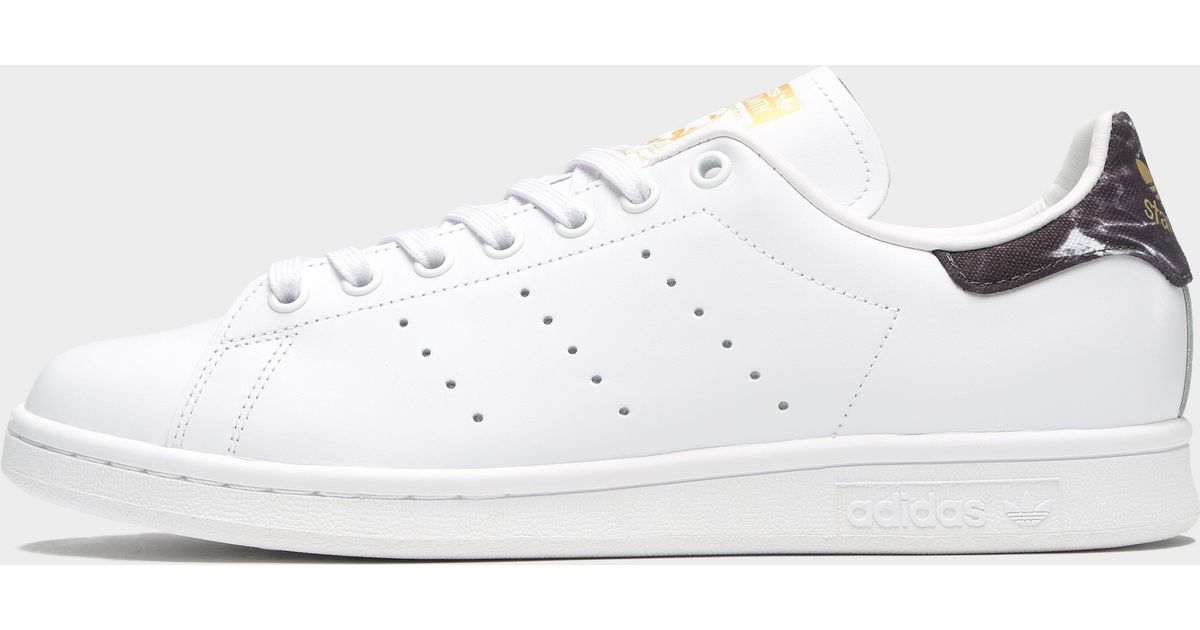 separation shoes c4b15 de8bb Lyst - adidas Originals Stan Smith Marble in White for Men