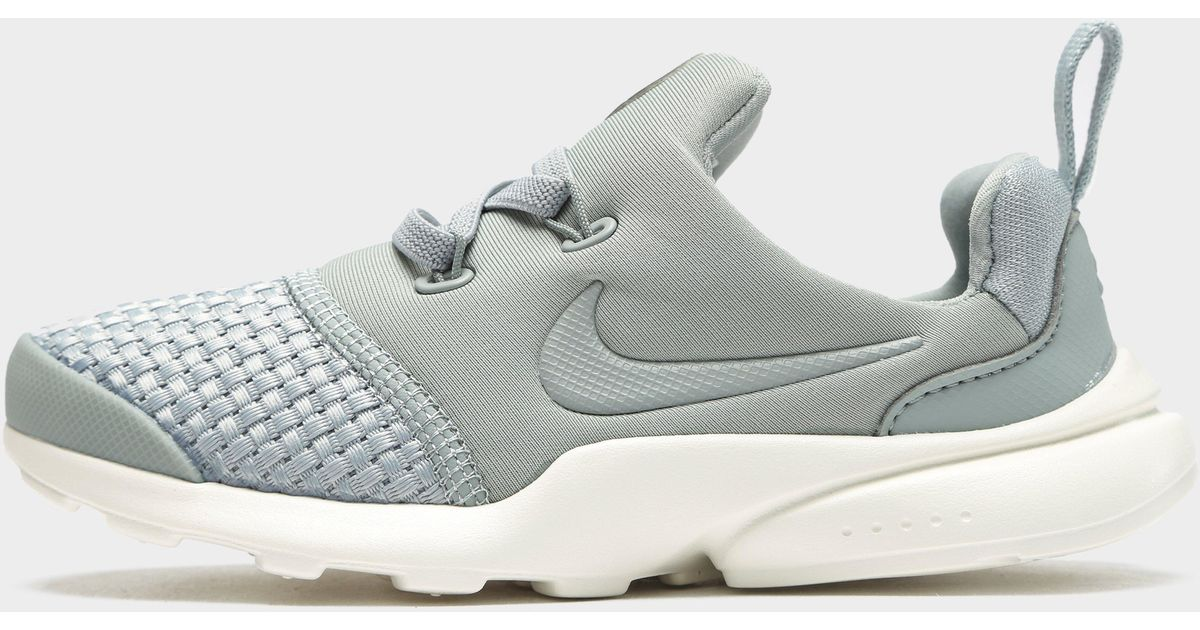 size 40 3277b bc6d5 Lyst - Nike Air Presto Fly Se Infant in Gray for Men