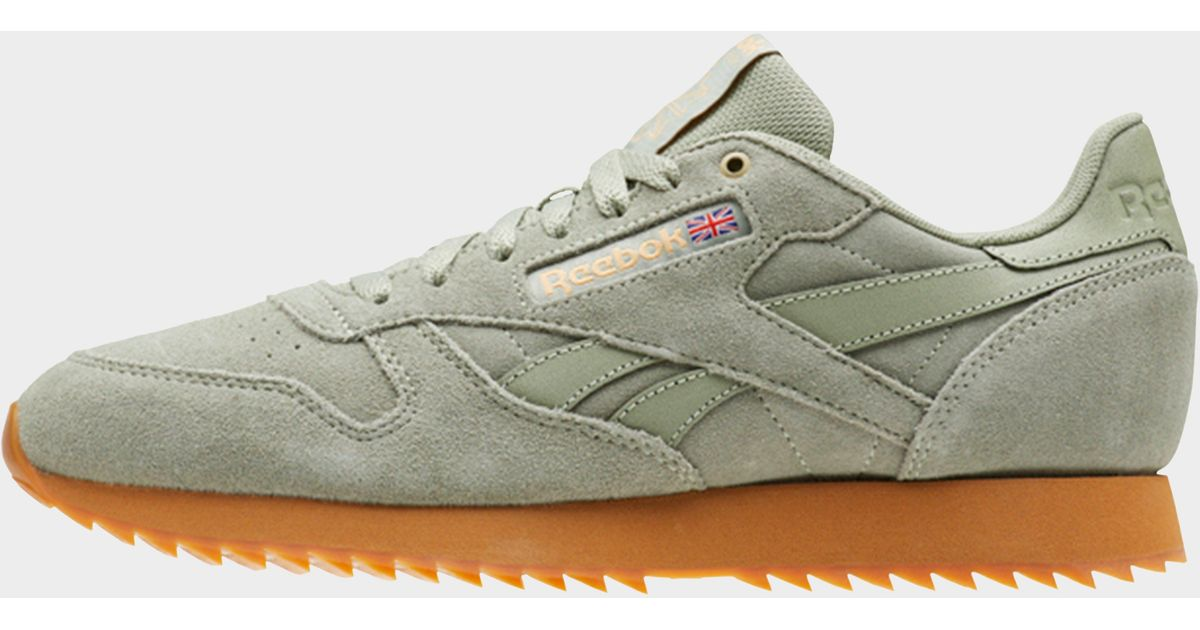 Lyst - Reebok Classic Leather Montana Cans in Green for Men 1044ea34e
