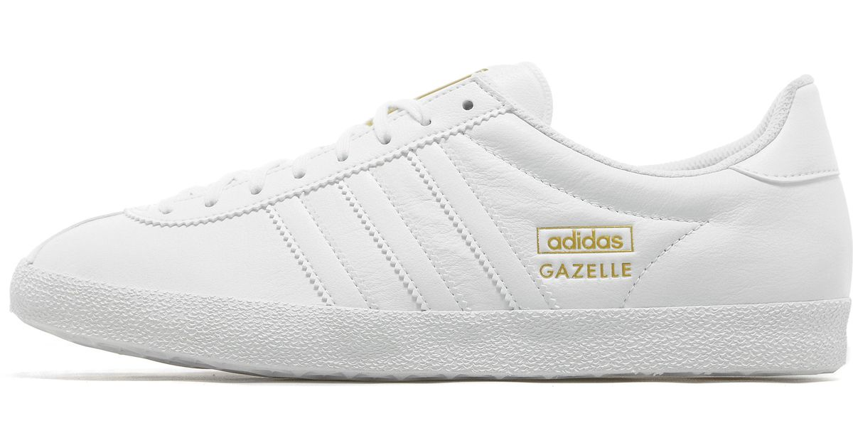 professional sale new product lower price with wholesale adidas gazelle og white leather 37f4c f07e5