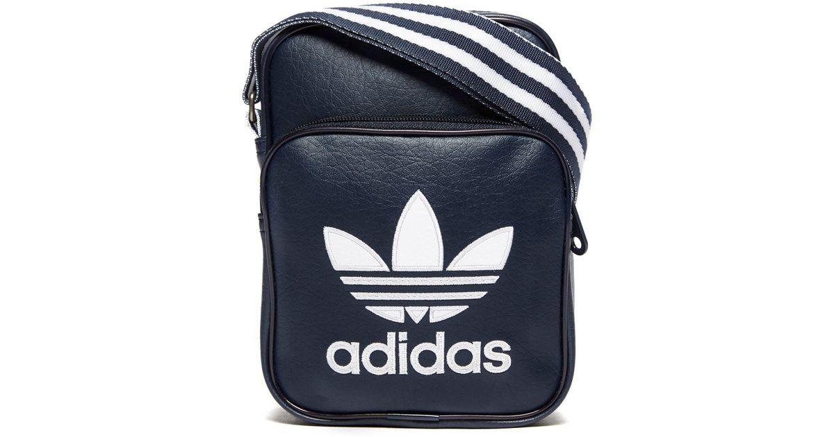 bec7b49565 Lyst - adidas Originals Small Items Bag in Blue for Men