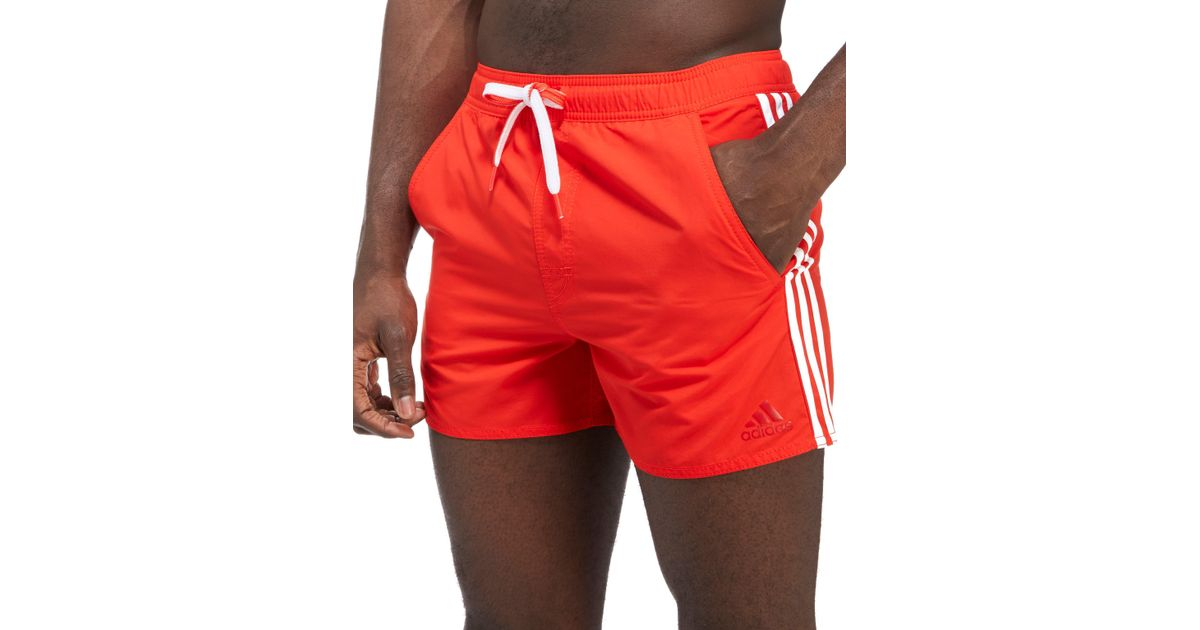 d79c4b00f8344 Red Adidas Swim Shorts - Adidas Best Photos 2019