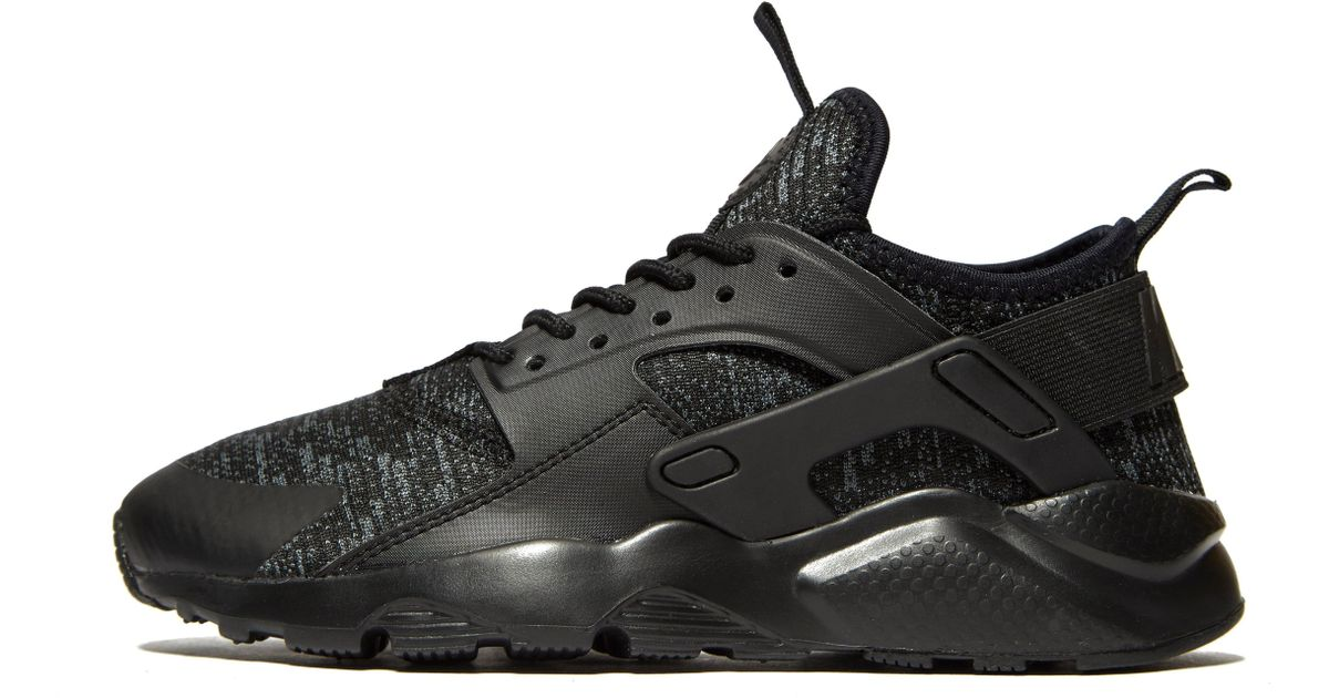 b112ad1b9e4 Lyst - Nike Air Huarache Ultra Breathe Junior in Black for Men