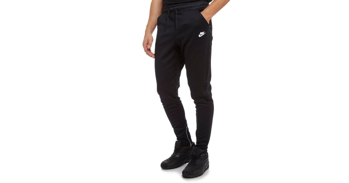 390366dd Nike Air Max Poly Track Pants in Black for Men - Lyst