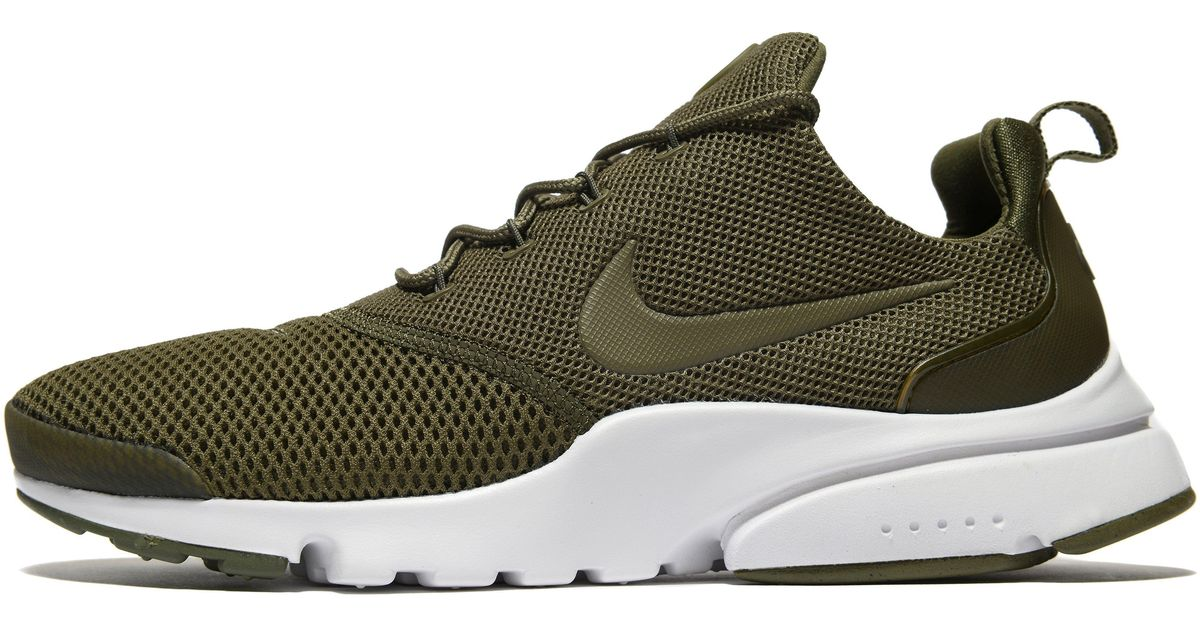 0c14924f7a99 Lyst - Nike Air Presto Fly in Green for Men
