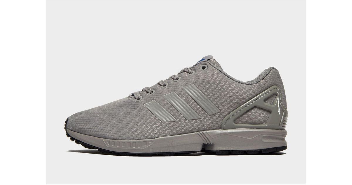 4d3fa34f4 adidas Originals Zx Flux in Gray for Men - Lyst