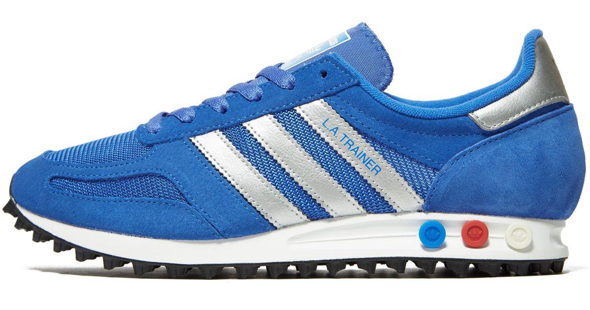 Adidas Originals Blue La Trainer Og for men