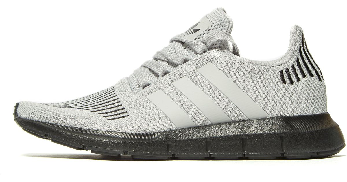 da9e27b478a Lyst - adidas Originals Swift Run Junior in Gray for Men