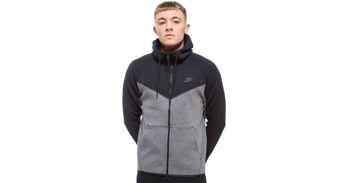 67a9b6c9e913 Lyst - Nike Tech Fleece Windrunner Full Zip Hoodie for Men