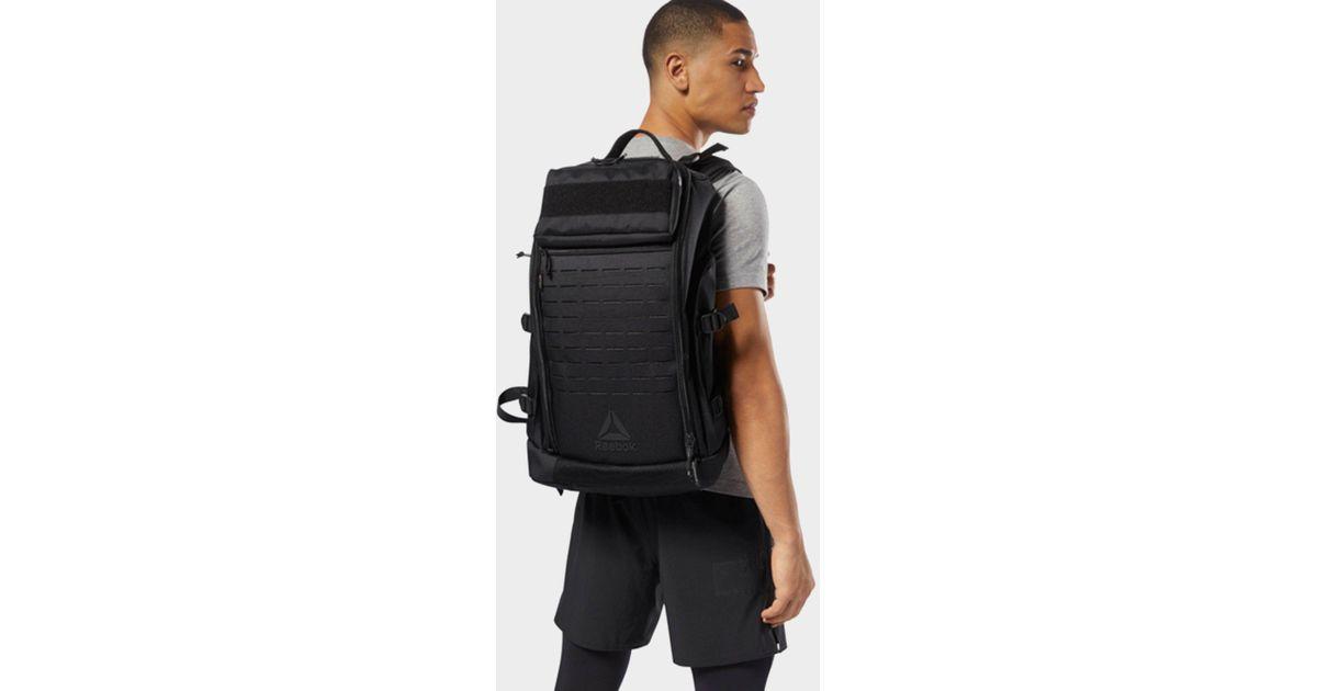 Lyst - Reebok Crossfit Backpack in Black for Men - Save 42%