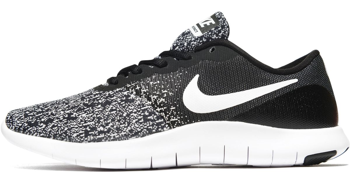 innovative design ec593 bceb0 Nike Flex Contact in Black - Lyst