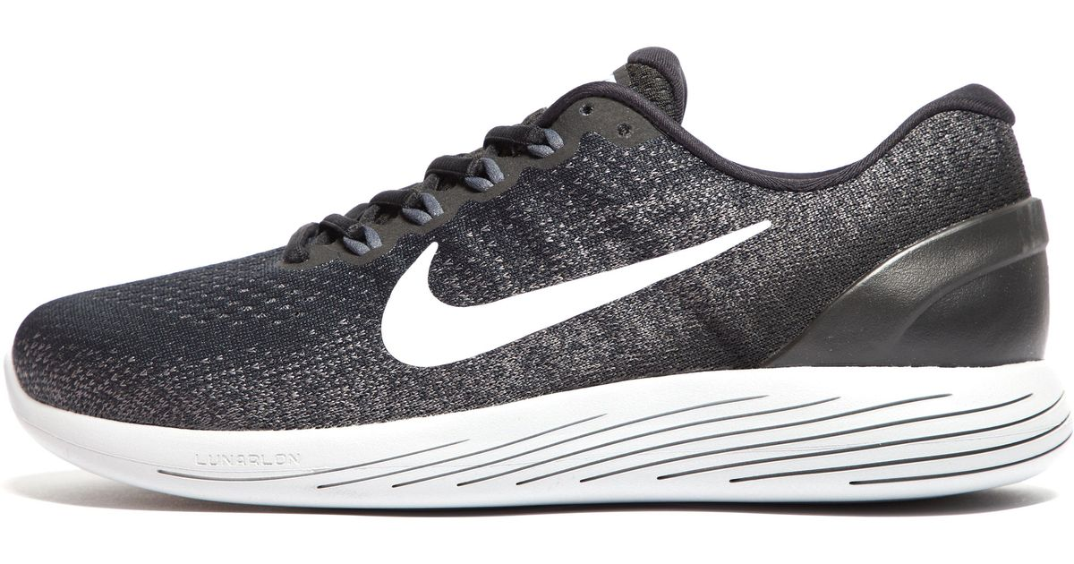 6f3a9683556ea Lyst - Nike Lunarglide 9 in Black for Men