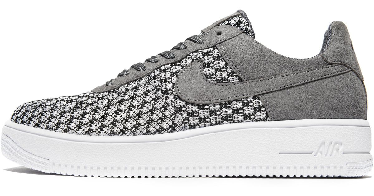 cd0af0a38d810a ... where to buy lyst nike air force 1 ultraforce crft in gray for men  f72bb 0b770