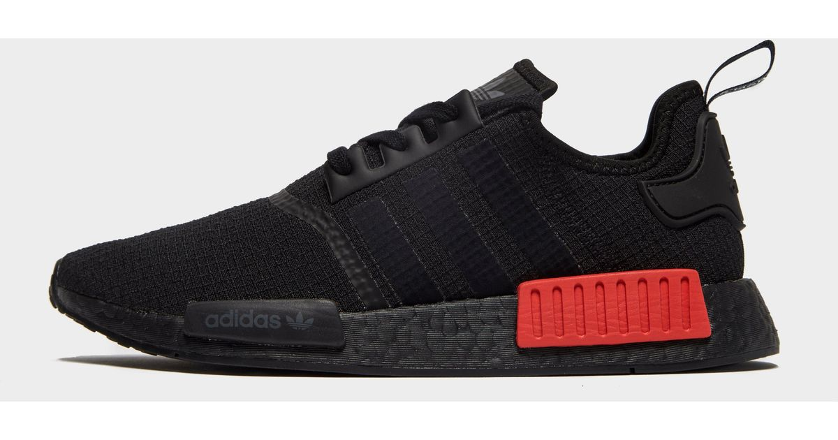 d08204bd adidas Originals Nmd R1 Ripstop in Black for Men - Lyst