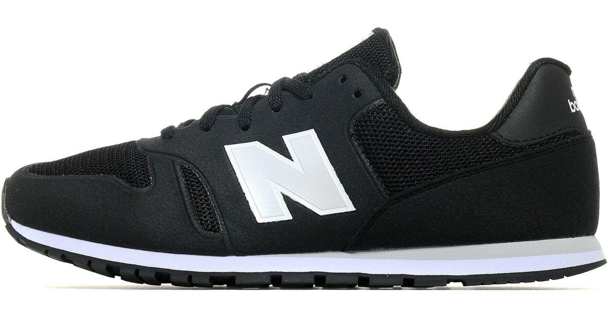new balance 373 junior black