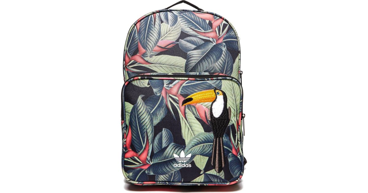 adidas Originals Classic Farm Backpack - Lyst 1001457c7f4c4
