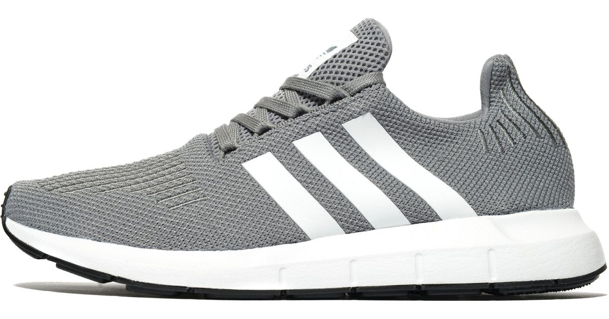 premium selection 64def e91bf Lyst - adidas Originals Swift Run in Gray