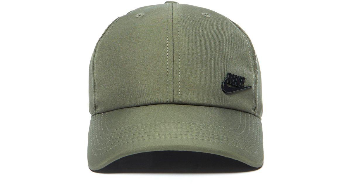 e8b98e1b800d ... where to buy nike h86 futura cap in green lyst c48ef 060f6