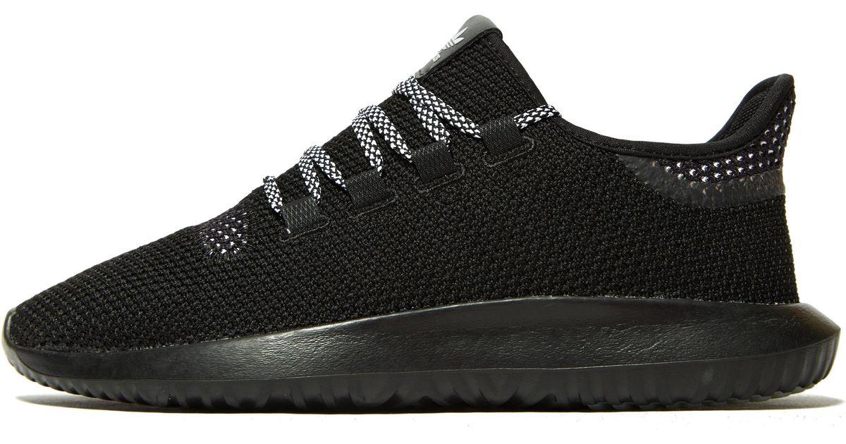 info for 27956 55659 Lyst - adidas Originals Tubular Shadow Knit Ii in Black for