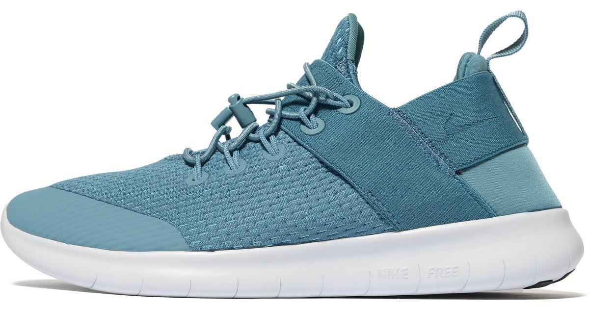 new concept e7588 cccff Nike - Blue Free Run Commuter 2 for Men - Lyst