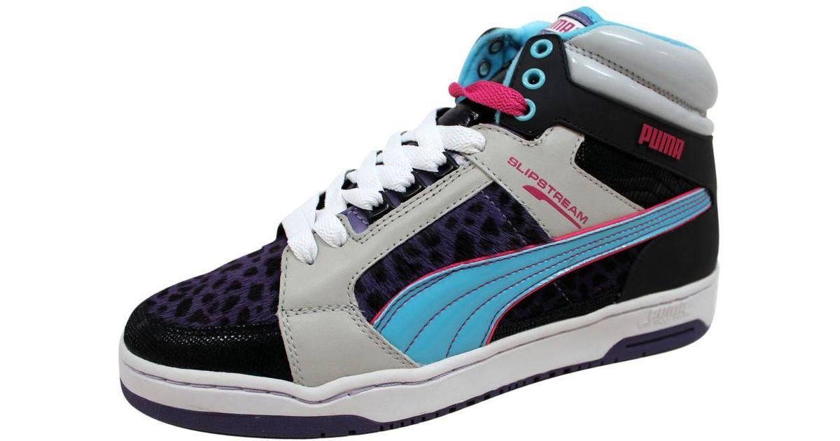 a75cf8d5daa8 Lyst - PUMA Stream Hi Monster Shoes 8 in Blue for Men
