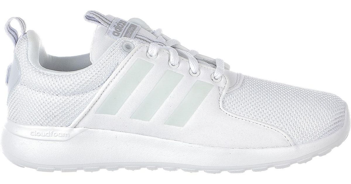 97a7a915987b Lyst - adidas Neo Cf Lite Racer Running Shoes in White - Save 43%