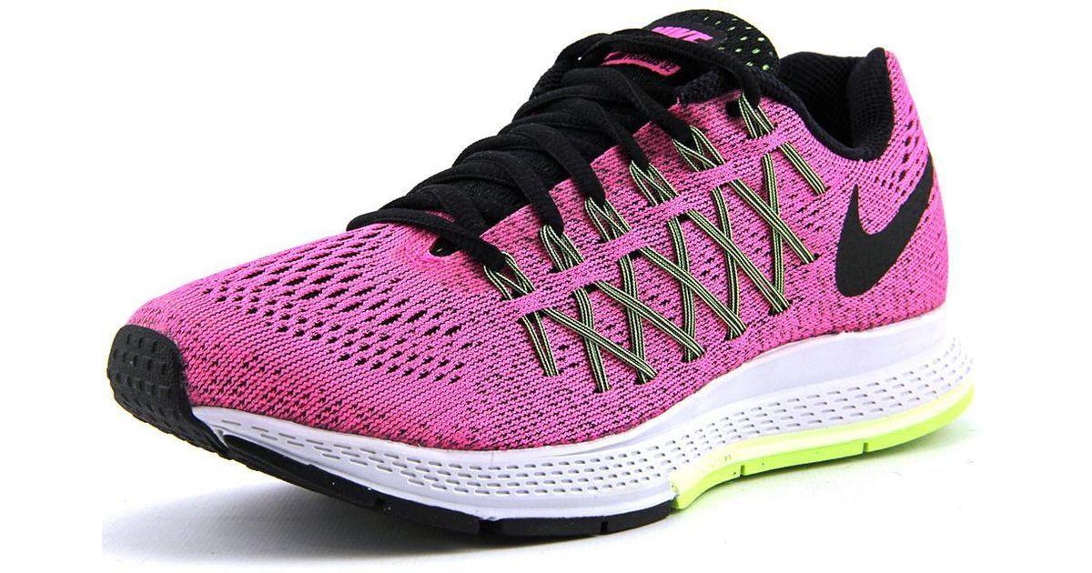9b3c03587e6 Lyst - Nike Air Zoom Pegasus 32 Women Us 7 Pink Sneakers