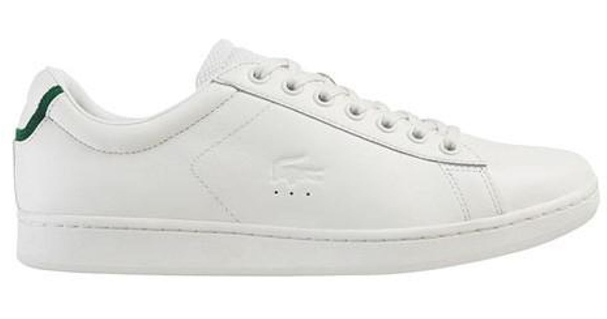 Carnaby EVO 117 1 - FOOTWEAR - Low-tops & sneakers Lacoste Hurry Up Clearance Manchester Great Sale Fashionable With Credit Card Cheap Online gGnqU2Zw0