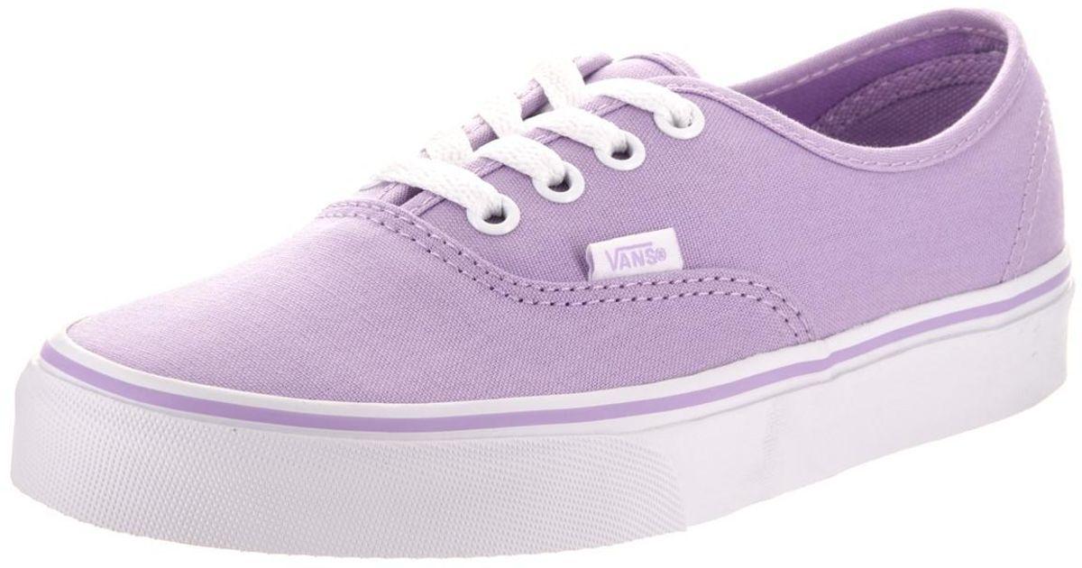 lavender vans