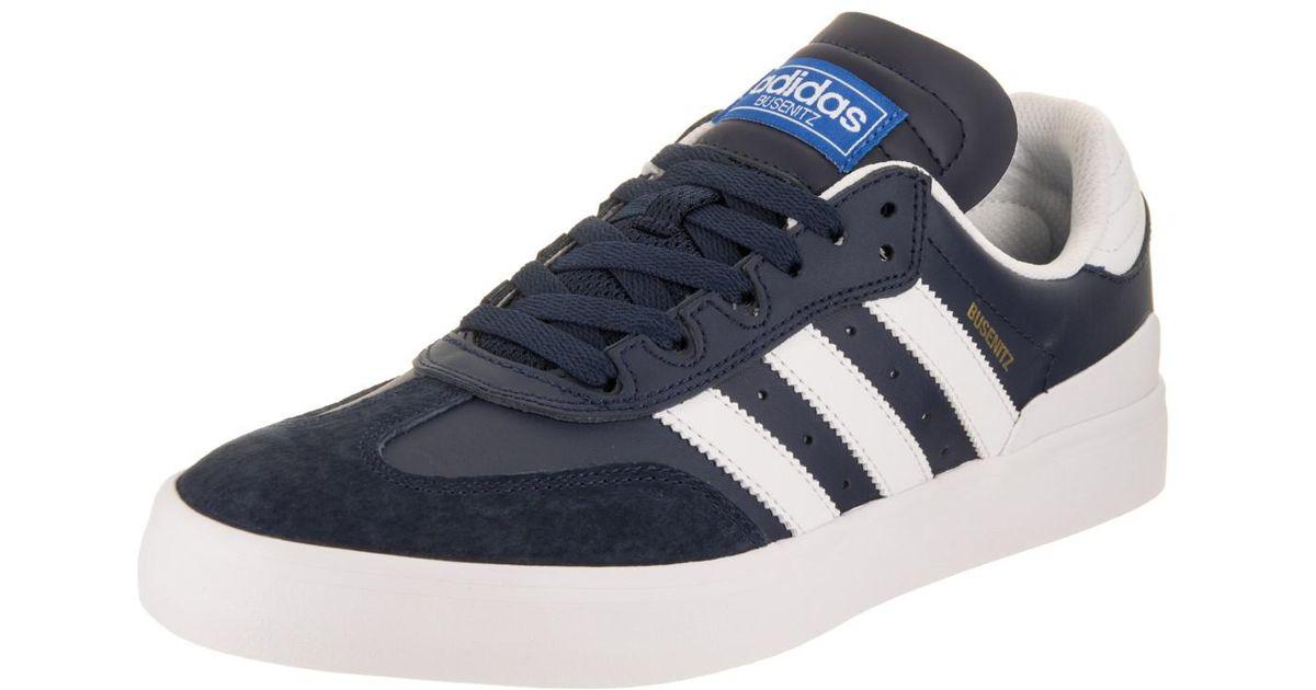 Lyst Adidas Busenitz Vulc RX conavy / ftwwht / blubir skate zapatos
