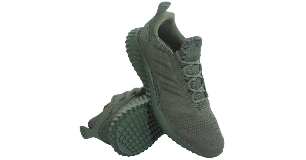 62c01c56a Lyst - adidas Alphabounce Cr Running Shoe 11 Us in Green for Men