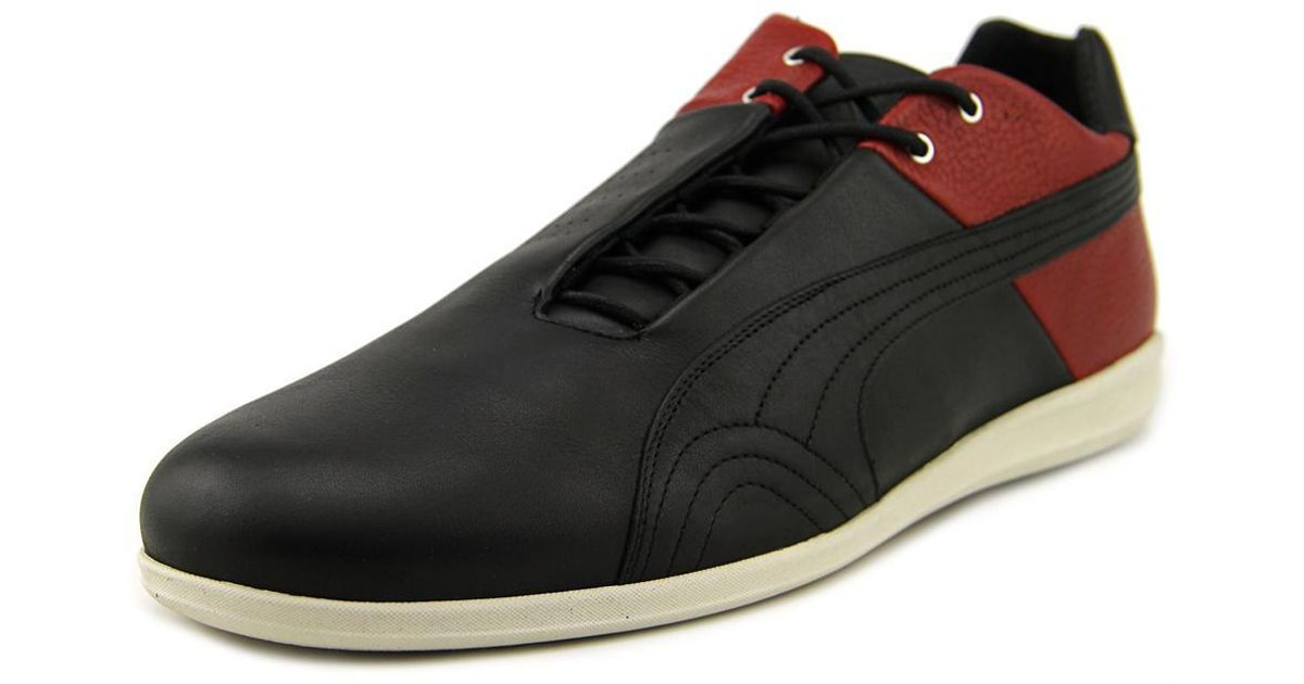 c6a44d462ed2 Lyst - PUMA Ferrari Future Cat Premium 10 Moonless Night   Scooter  Ankle-high Leather Fashion Sneaker for Men