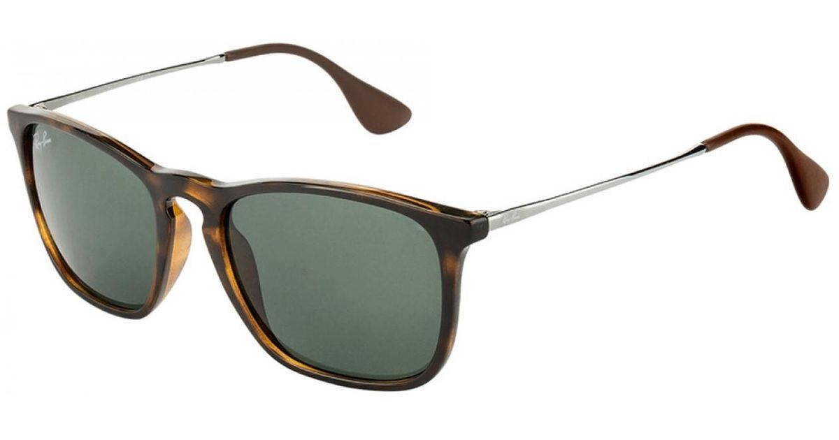 aa12d37b9c6 Lyst - Ray-Ban 0rb4187 710 71 54 Light Havana green Chris Youngster  Sunglasses in Green for Men