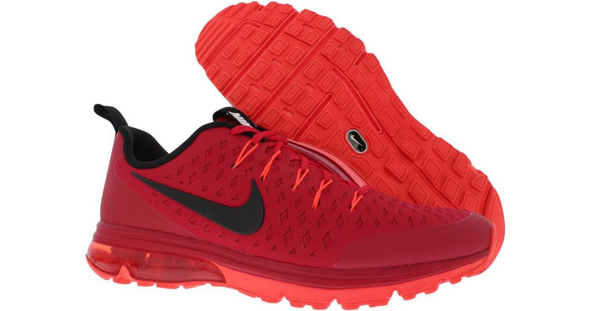 Lyst - Nike Air Max Supreme 3 Running Shoes Size 12 in Red for Men 186fa7f4414e