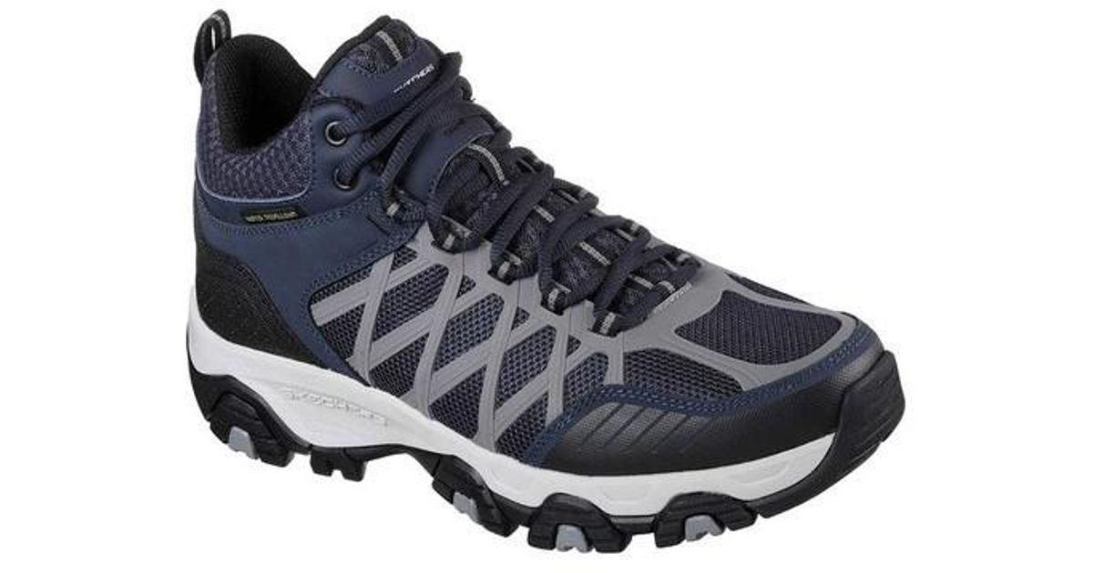 Skechers Terrabite Turbary Trail Shoe(Men's) -Black/Charcoal Cheap Sale Fashion Style Footlocker Finishline Cool Shopping Cheap Huge Surprise mlyAjmie